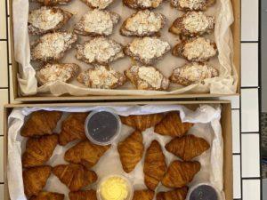 Croissant Box (20 pieces)