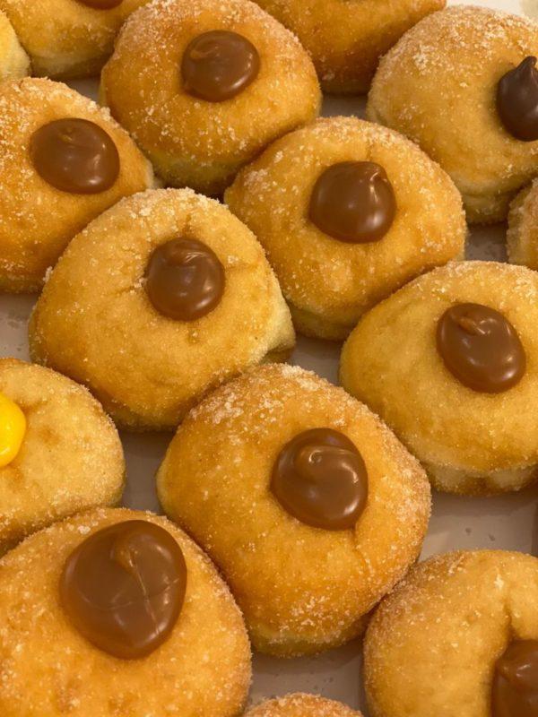 chanuka donuts