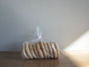 Mini pitas (pack of 10)