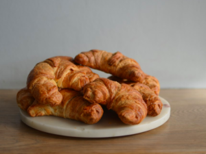 Plain croissants (pack of 3)