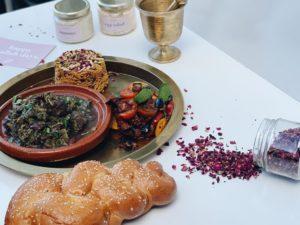 Persian dinner for 2