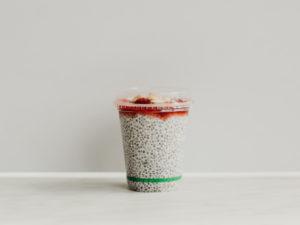 Mini chia cups